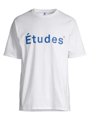 ETUDES STUDIO Wonder Logo T-Shirt