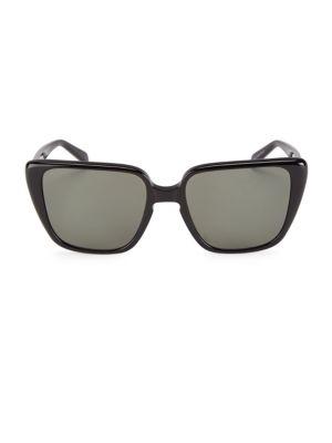 CL40047I Oversized Cateye Sunglasses