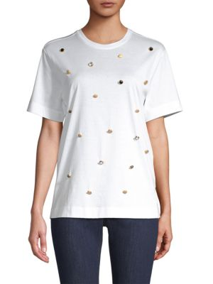 ESCADA SPORT | Button Tee | Goxip