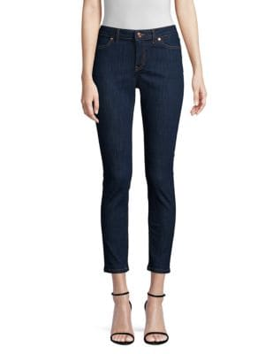 Skinny Cropped Jeans by Escada Sport