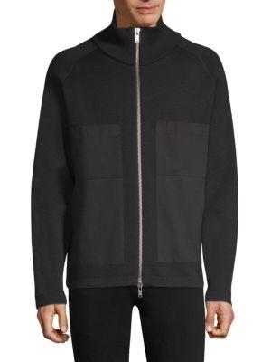 ETUDES STUDIO Athenes Zip Sweater