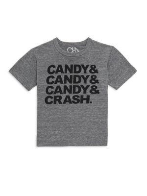 Little Boy's & Boy's Candy Crash Tee