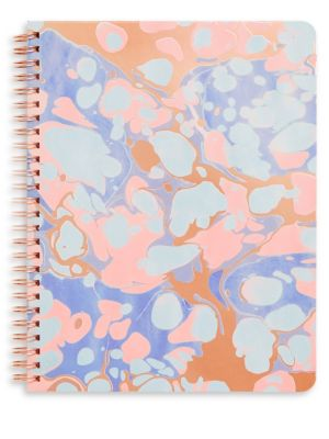 Mini Swirled Notebook