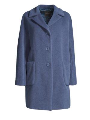 Alpaca & Virgin Wool Coat