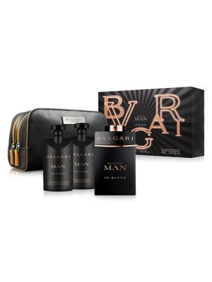 Man in Black Eau de Parfum Four-Piece Set