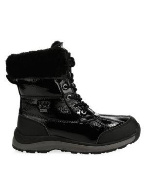 Uggpure Adirondack Boots, Black