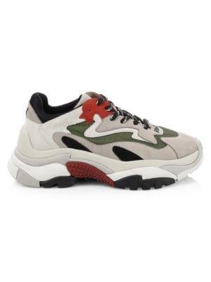 Addict Mix Media Sneakers