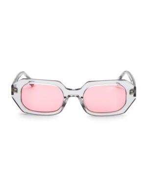 La Dolce Vita 48MM Square Sunglasses