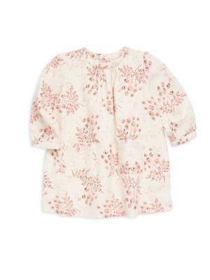Baby Girl's & Little Girl's Floral Dress