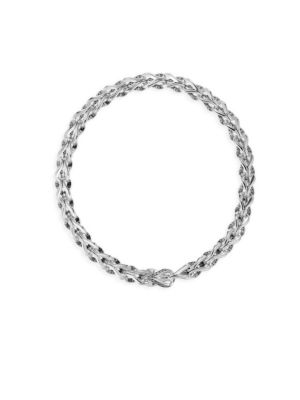 JOHN HARDY Chain Silver Cable Necklace