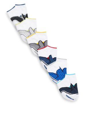 Baby's Preston Six-Pair Sock Set