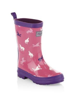 Kid's Unicorn Rain Boots