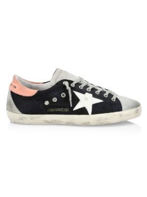 Superstar Denim Sneakers by Golden Goose Deluxe Brand
