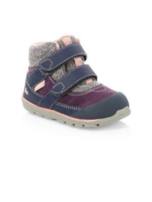 Baby's, Toddler's & Girl's High-Top Sneakers