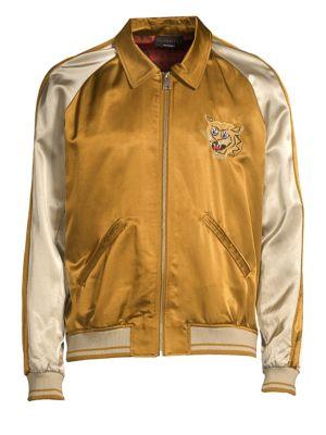 THE KOOPLES Souvenir Varsity Jacket