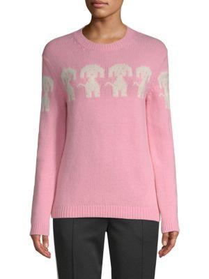 Cashmere Knit Dog Sweater