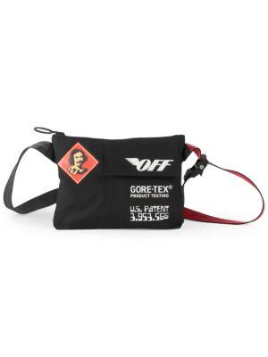 Goretex Graphic Crossbody Bag