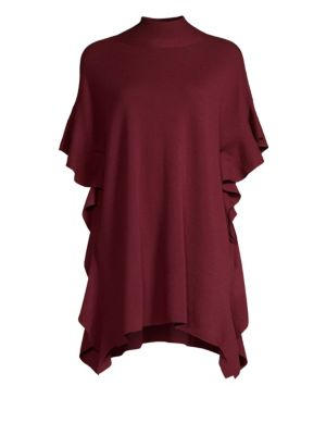 Lucy Ruffle Sleeve Sweater