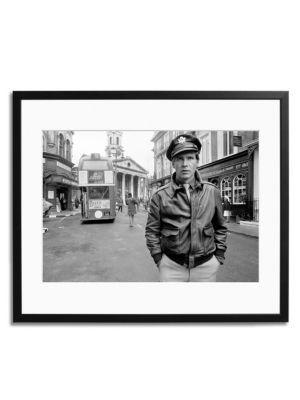 Harrison Ford Hanover Street Framed Photo