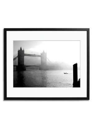 Tower Bridge Framed Photo