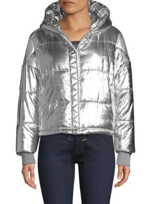 Dakota Puffer Coat