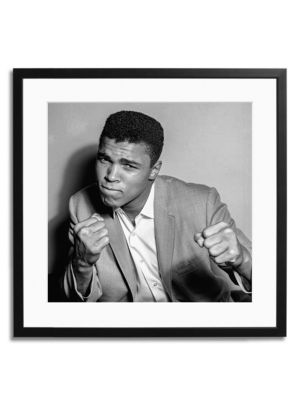 Cassius Clay 1962 Print