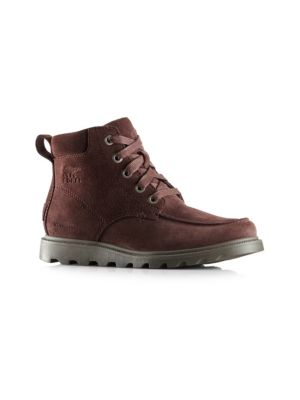 Kid's Madson Moc-Toe Boots