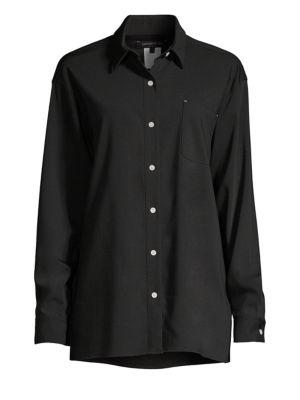 Everson Stretch Wool Shirt