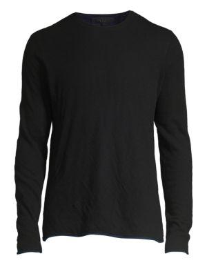 Tripp Crewneck Long-Sleeve Shirt