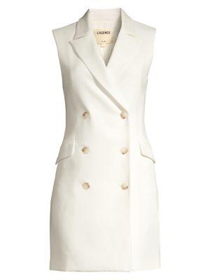 Keely Blazer Mini Dress