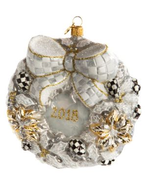 Silver Lining Ornament
