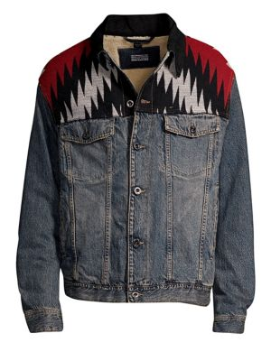 DBG Embroidered Denim Jacket