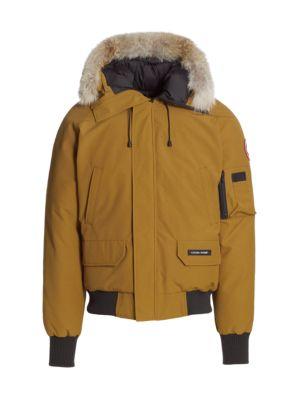 Chilliwack Fur Hood Down Bomber