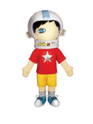 Auggie Soft Astronaut Toy
