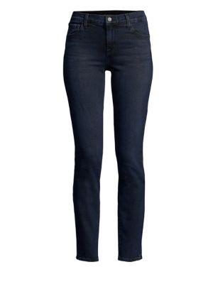 Maude Mid-Rise Cigarette Jeans