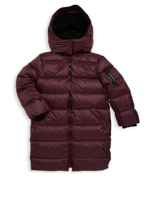 Little Girl's & Girl's Briton Puffer Jacket