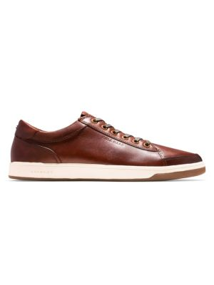 GrandPro Spectator Leather Low-Top Sneakers