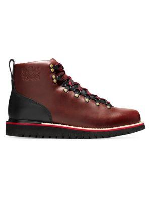Grandexplorer Alpine Waterproof Hiking Boot, Dark Coffee/ Black Leather
