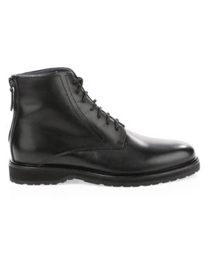 AQUATALIA William Lace-Up Leather Boots