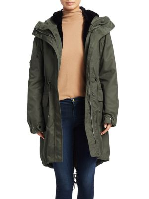 Two-Piece Winter Parka