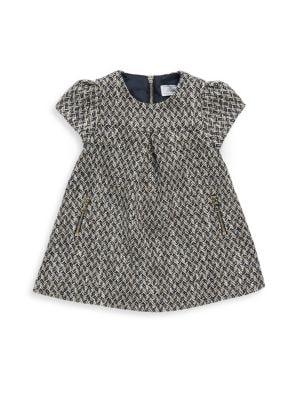 TARTINE ET CHOCOLATE | Baby Girl's & Little Girl's Jacquard A-Line Dress | Goxip