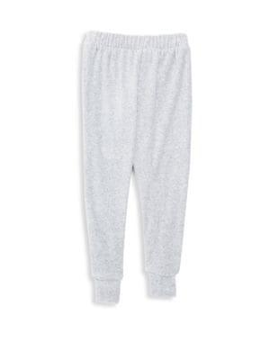 Little Girl's & Girl's Luxe Velour Sweatpants