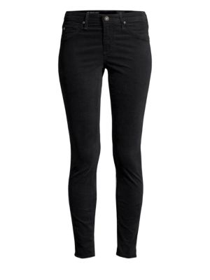 THE LEGGING CORDUORY SKINNY ANKLE JEANS