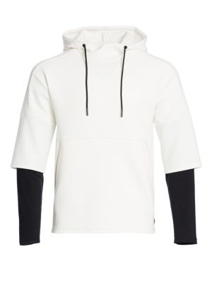 MADISON SUPPLY | Two-In-One Scuba Hoodie | Goxip