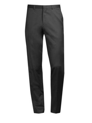 Hartley Super Black Trousers