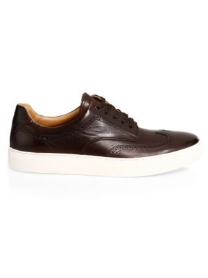 Timeless Leather Sneakers