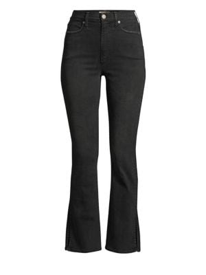 AO.LA BY ALICE + OLIVIA | Fabulous High-Rise Baby Bootleg Jeans | Goxip