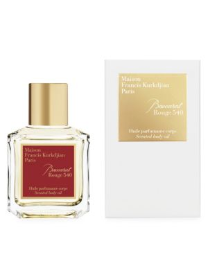Baccarat Rouge 540 Scented Body Oil/ 2.4 oz.