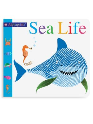 Alpha Prints Sea Life Book