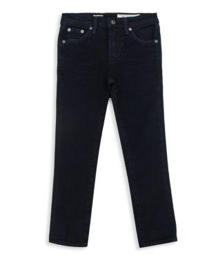 AG ADRIANO GOLDSCHMIED KIDS   Little Boy's & Boy's Kingston Slim Skinny Jeans   Goxip